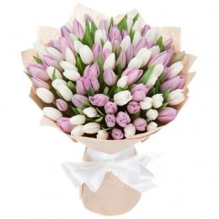 Тюльпаны микс 4 (за шт)